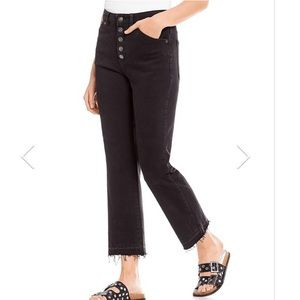 Free People Dylan High-Rise Bootcut Jeans